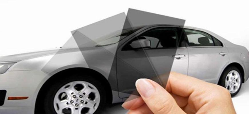 Выбрать тонировку автомобиля