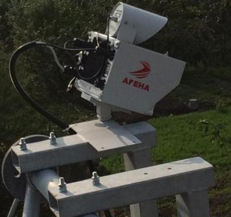 Стационарный вариант радара